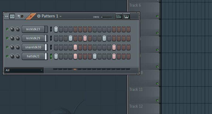 Loading sound kits into FL Studio