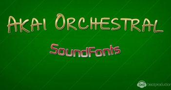 AKAI Orchestral SoundFonts