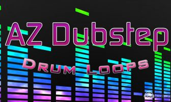 AZ Dubstep Drum Loops