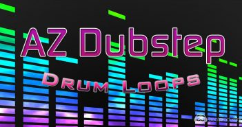 AZ Dubstep Drum Loops