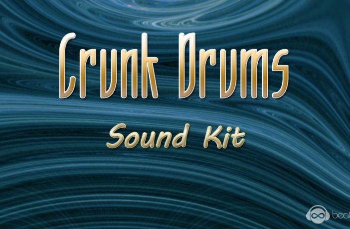 Crunk Drums Sound Kit