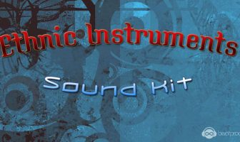 Ethnic Instruments Sound Kit