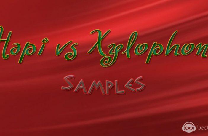 Hapi VS Xylophone Samples