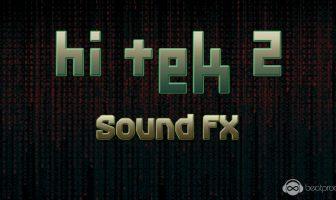 Hi Tek Sound FX 2