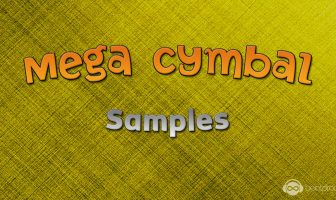 Mega Cymbal Samples