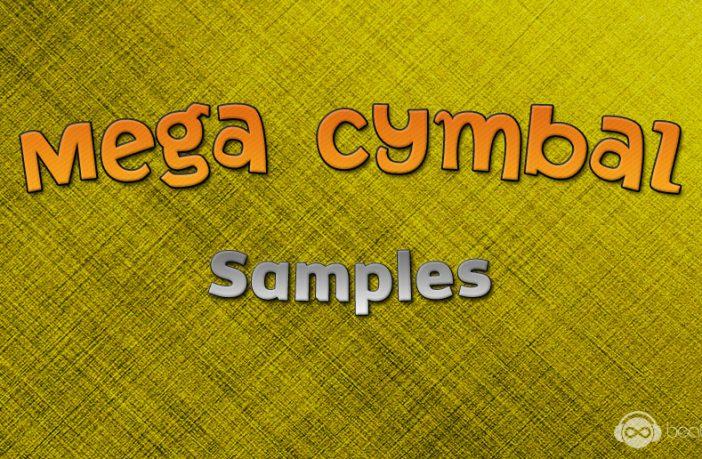 Mega Cymbal Samples