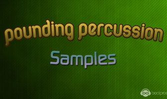 Pounding Percussion Samples
