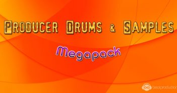 Producer Drums and Samples Megapack