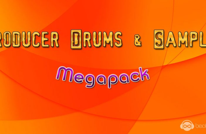 Producer Drums and Samples Megapack