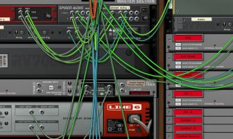 Propellerheads Reason interface
