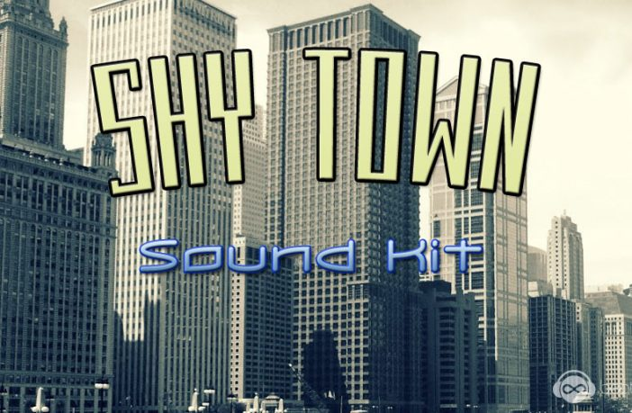Shy Town Sound Kit