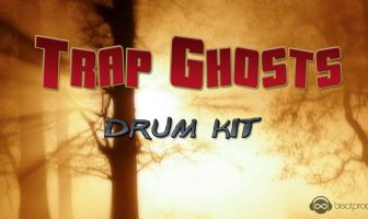 Trap Ghosts Drum Kit