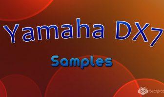 Yamaha DX7 Samples