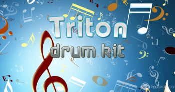 triton drum kit