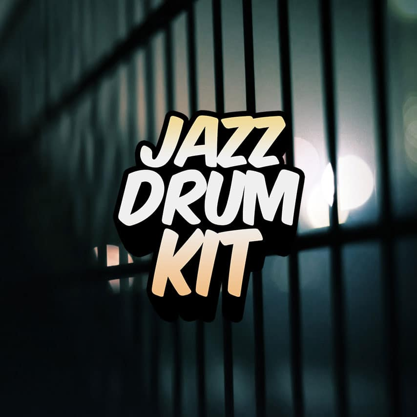 jazz drum kit samples beat production. Black Bedroom Furniture Sets. Home Design Ideas