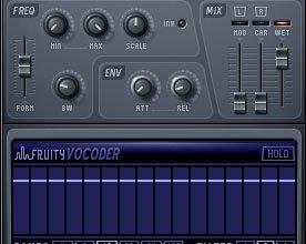 Fruity Loops Vocoder