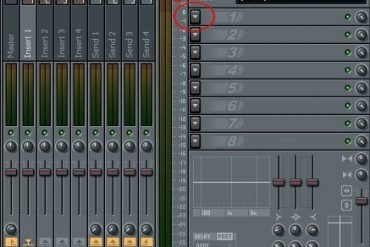 Add Effects in FL Studio