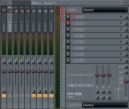 Add Effects in FL Studio