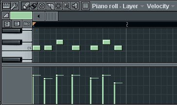 Piano Roll In FL Studio