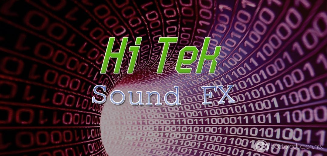 Hi Tek Sound FX