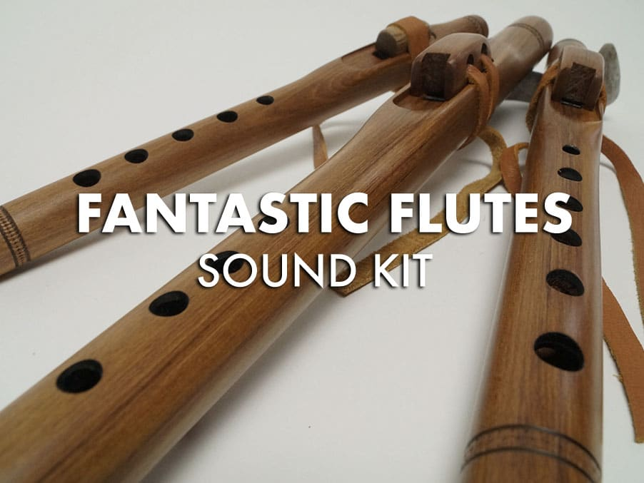 Fantastic Flutes Sound Kit
