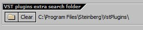 FL Studio VST plugin folder