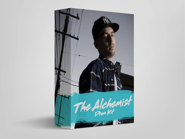 alchemist drum kit beat production alchemist drum samples pack
