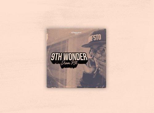 9th Wonder Drum Kit