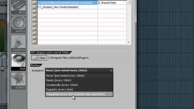 FL Studio Autosave