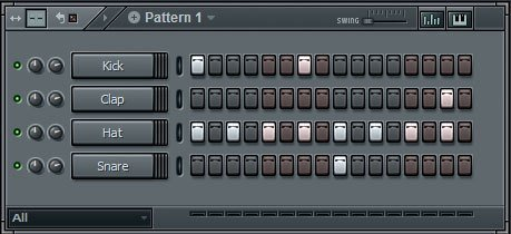 How to Export a Pattern from One FL Studio Project to