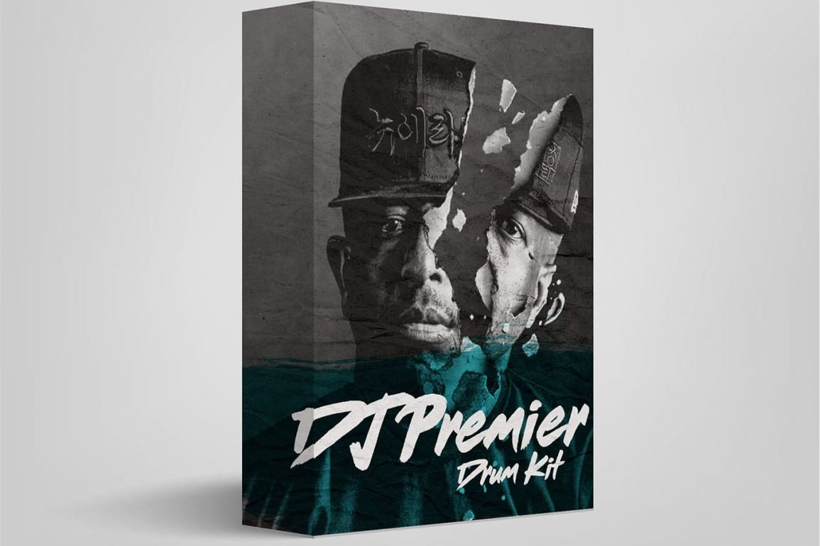 DJ Premier Drum Sample Pack