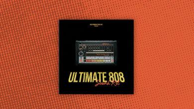Ultimate 808 Drum Pack