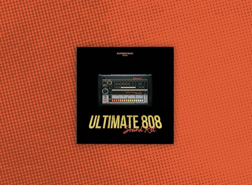 Ultimate 808 Drum Pack