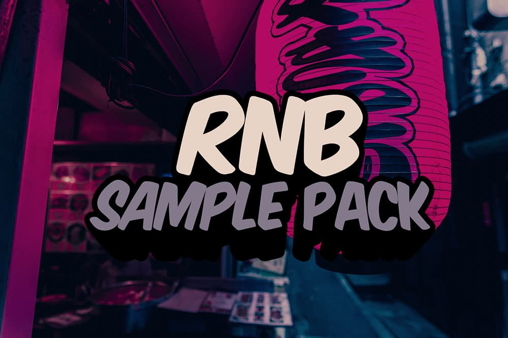 RnB Sample Pack