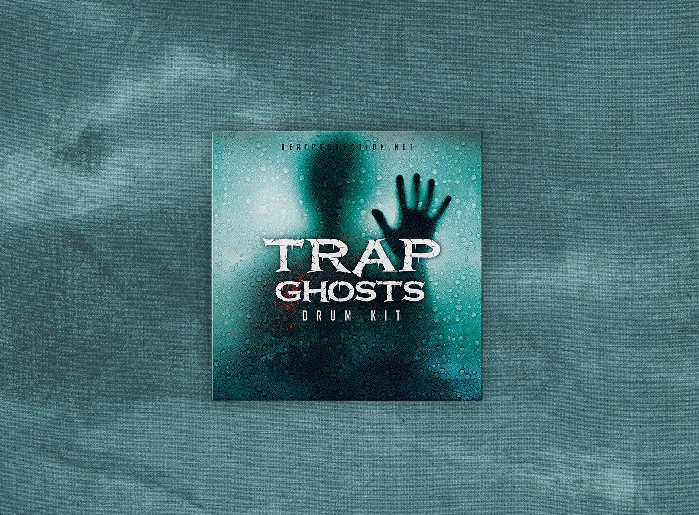 Trap Ghosts Drum Kit