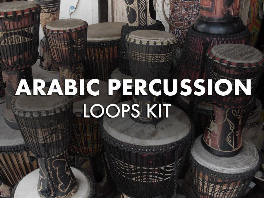 Arabic Percussion Loops