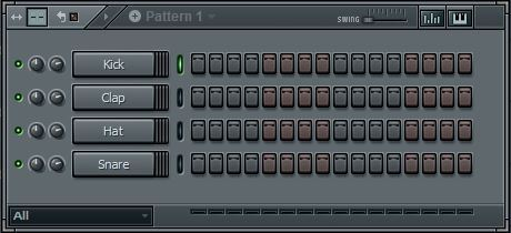 Pattern Sequencer (Hotkey F6)