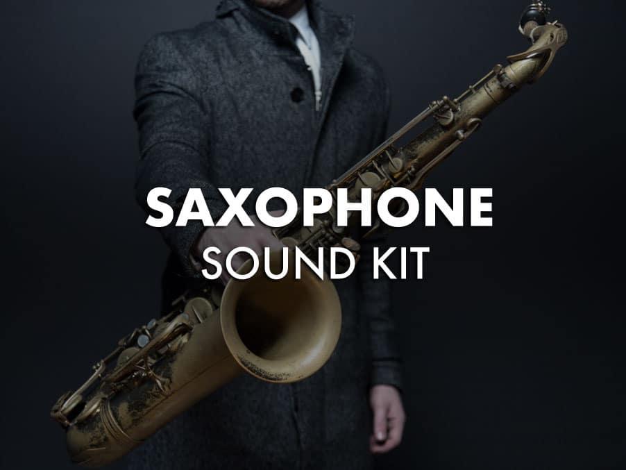 Saxophone Sound Kit