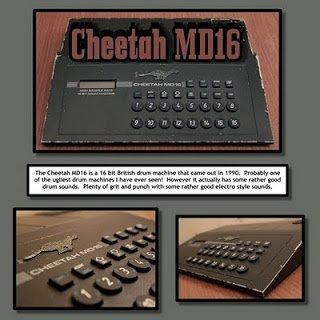 Cheetah MD16