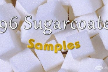 Sugarcoated Samples