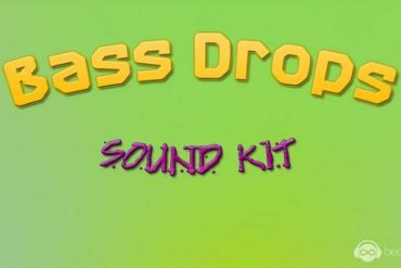 Bass Drops Sound Kit