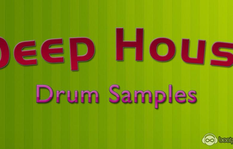 Deep House Drum Samples