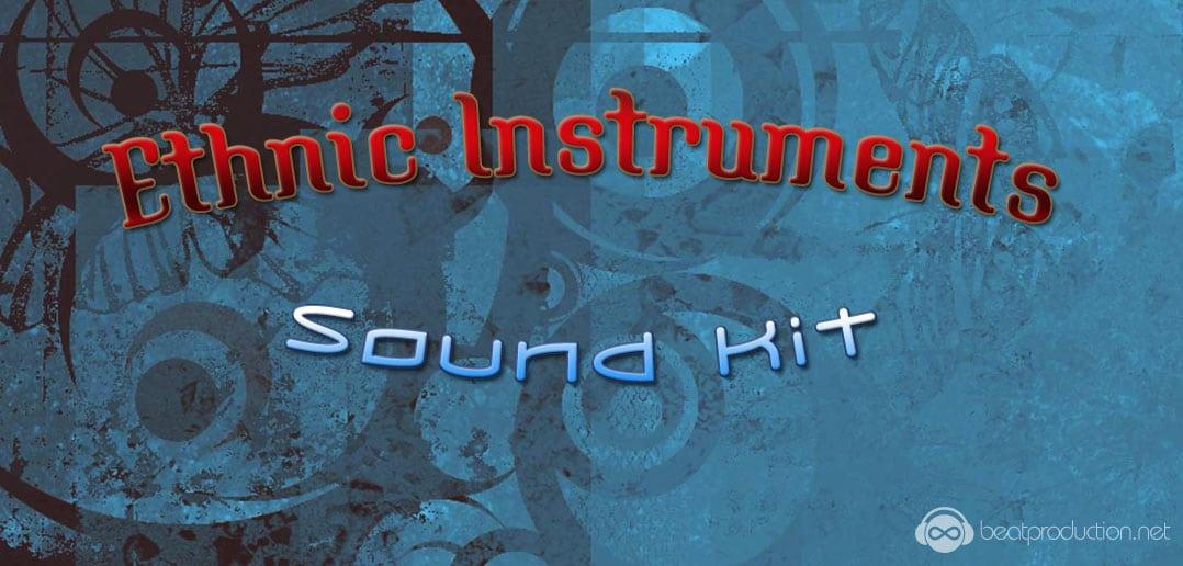 Ethnic Instruments Sound Kit
