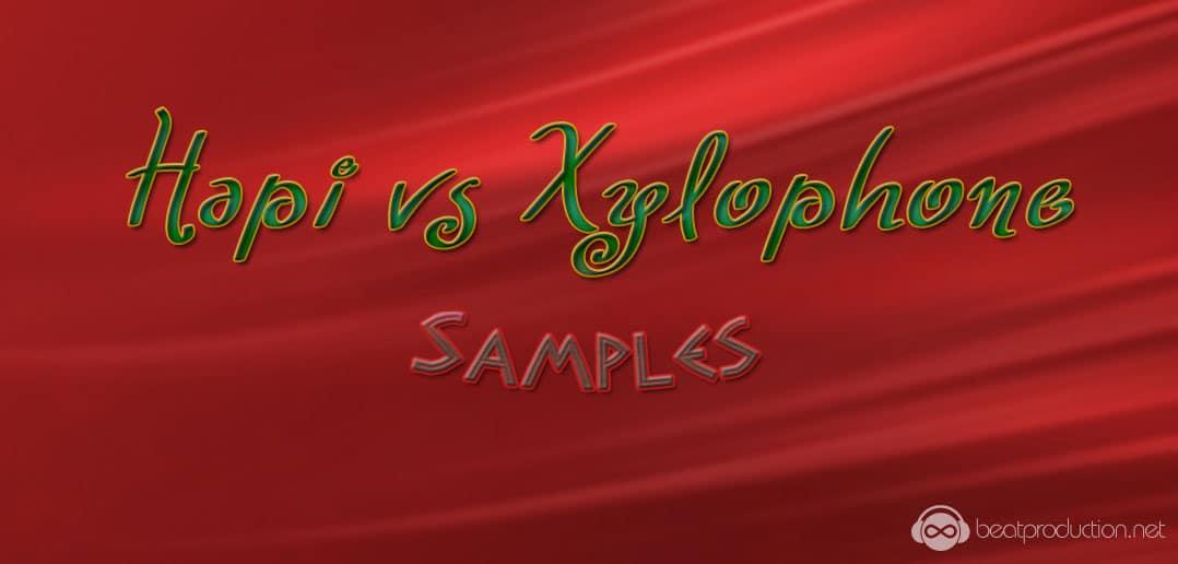 Hapi Vs Xylophone Samples Beat Production