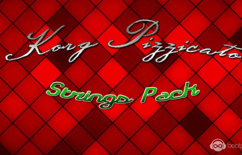 Korg Pizzicato Strings Pack