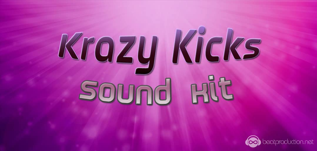 Krazy Kicks Sound Kit