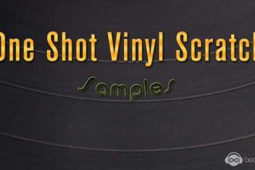 One Shot Vinyl Scratch Samples