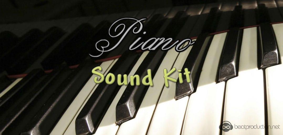 Piano Sound Kit Beat Production