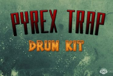 Pyrex Trap Drum Kit