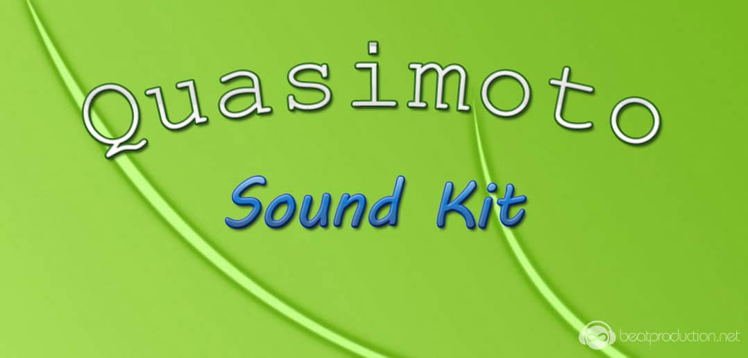 Quasimoto Sound Kit